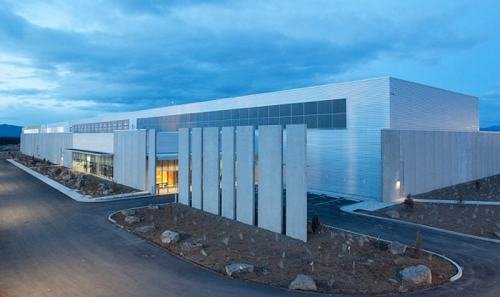 Apple data center Oregon