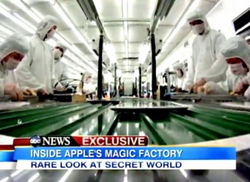 Documentario ABC News Apple