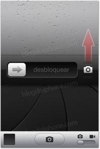 unlock screen