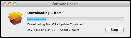 Il blocco di Apple per OS X nuova versione