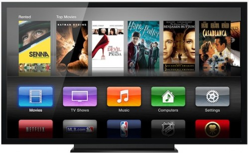 immagine apple tv