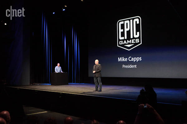 epic games mike capps