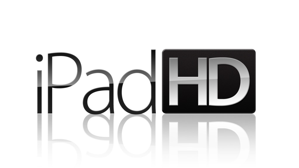 iPad HD apple