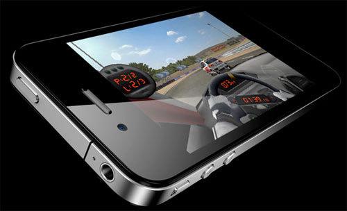 apple iphone 4s nero