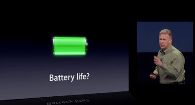 battery ipad 3