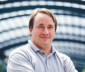 fondatore linux torvalds