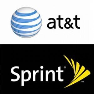 at&t sprint logo