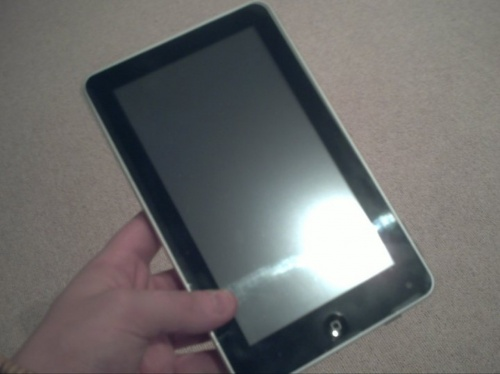 Prototipo Mini iPad