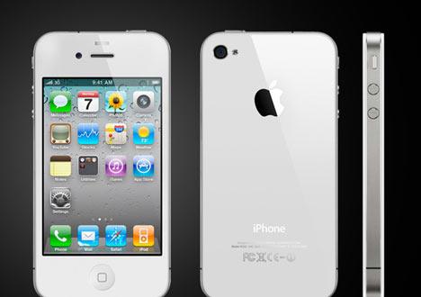 iphone bianco