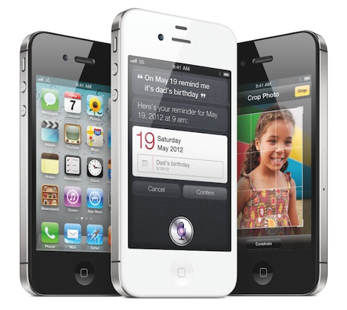 apple iphone 4s immagini