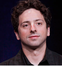 cofondatore google Sergey Brin
