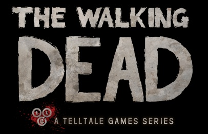logo del gioco the walking dead telltale