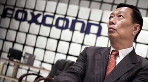 presidente della Foxconn Terry Gou