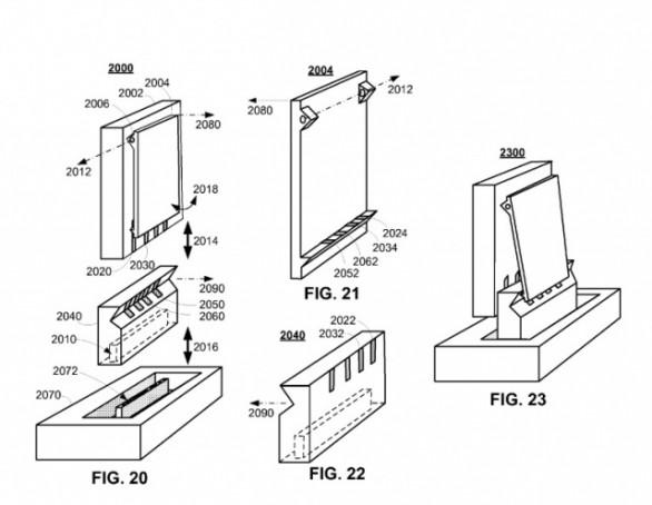brevetto ricaricare ipod nano