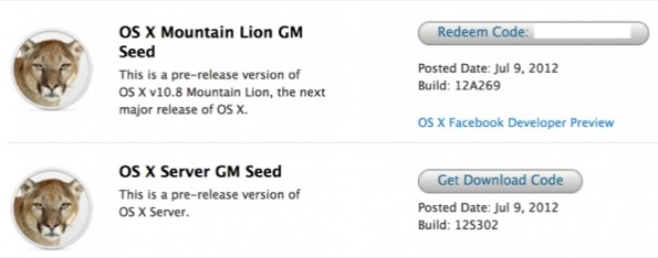 mountain lion versione finale