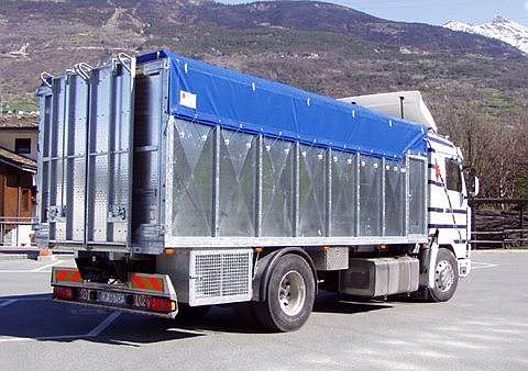 camion samsung con monetine