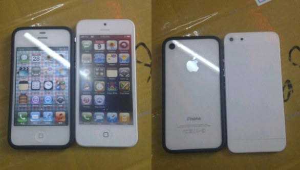 clone iphone 5 android