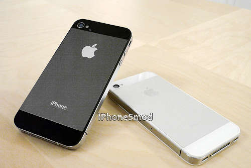 trasformare iphone 4 in iphone 5