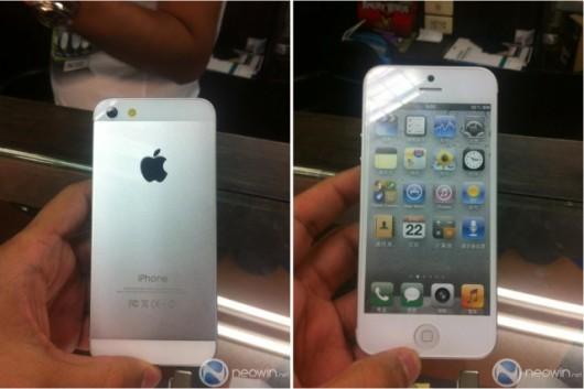 iphone 5 foto