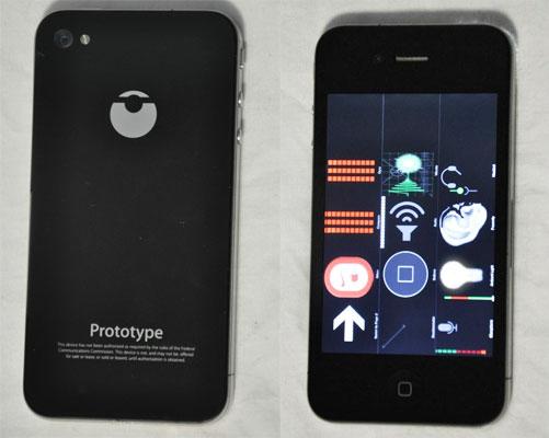 iphone 4 prototipo