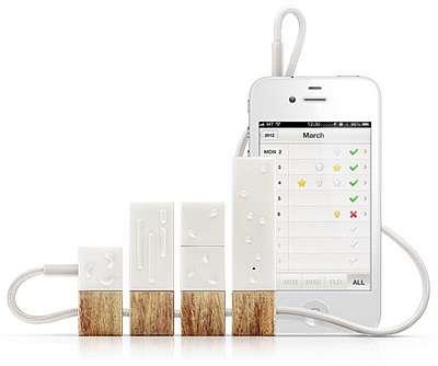sensore alimenti iphone