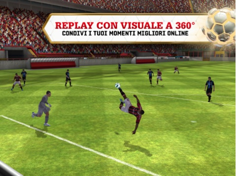 fifa 13 per iphone in app store