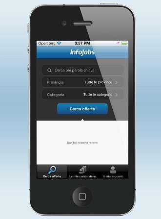 app infojobs iphone