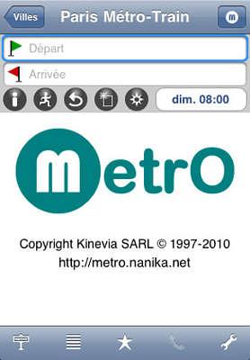 app metro iphone