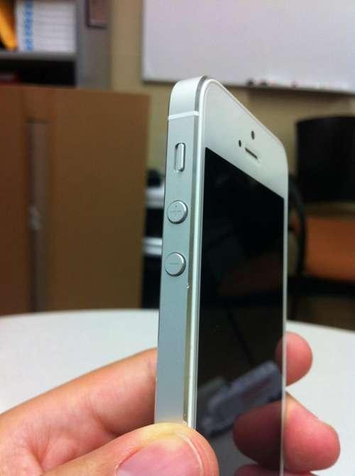 graffi iphone 5 bianco