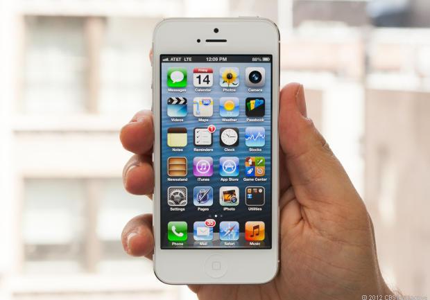 iphone 5 produzione