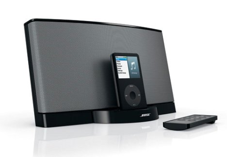 SoundDock III iPhone 5
