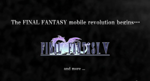 final fantasy ios