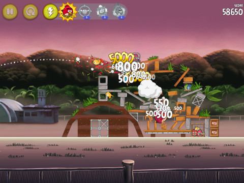 Angry Birds Rio iPad HD
