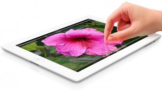 iPad Retina design