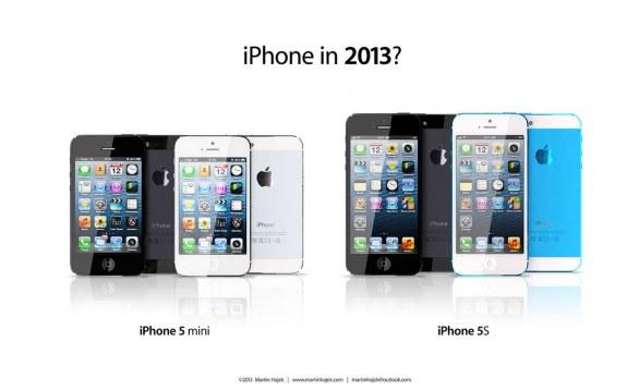 rendering iphone 2013