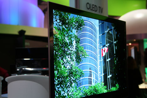 OLED TV Apple