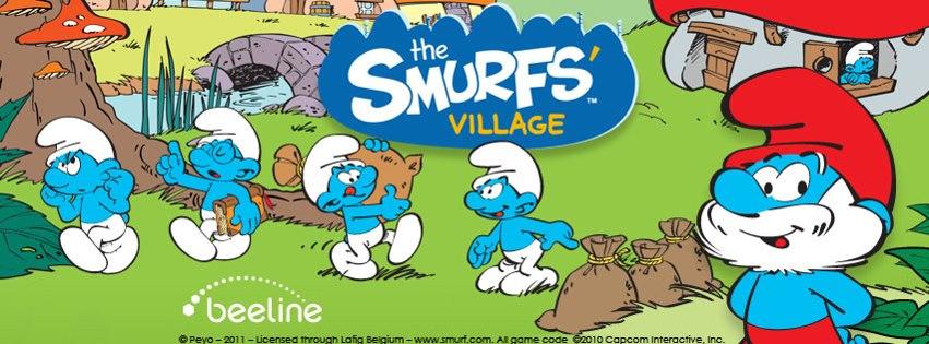 Smurfs Village Puffi