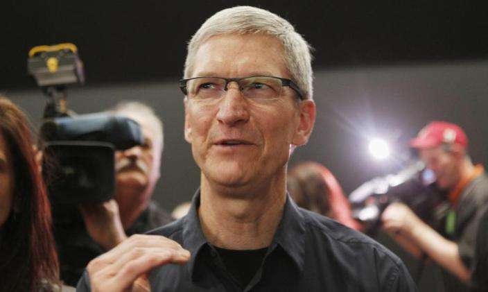tim cook ceo 2012