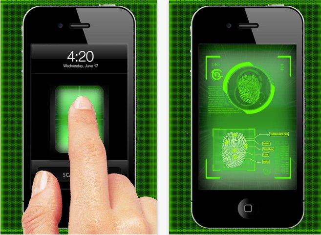 iPhone 6 fingerprint
