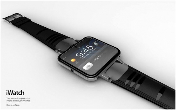 iWatch iPhone da polso