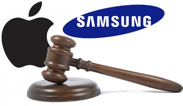 Apple vs Samsung tribunale
