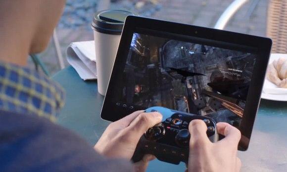 controller iPad iOS
