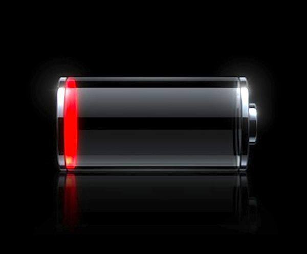 ios 7 consumo batteria
