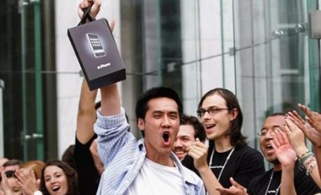 iPhone 5 mania Cina