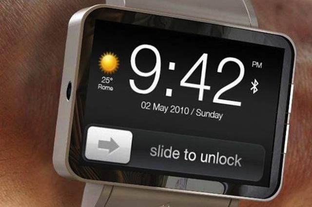 iWatch Apple 2013