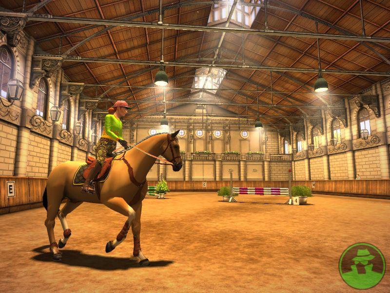 my horse ostacoli