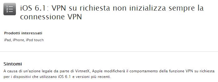 Brevetti VPN