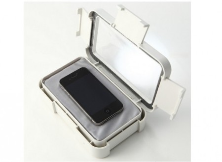 Splash-Proof casse iPhone