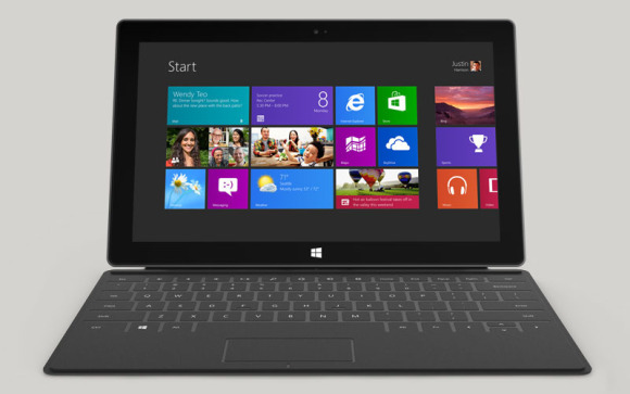 Surface Pro Windows