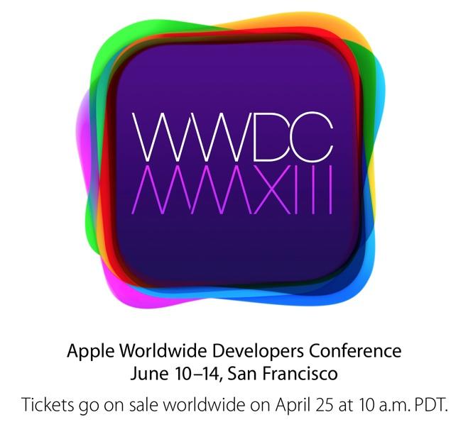 WWDC 2013 Apple